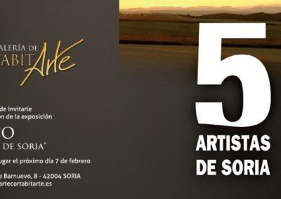 Cinco Artistas De Soria