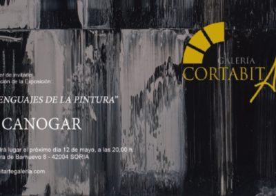 170512 Los Lenguajes De Los Sentidos - Rafael Canogar
