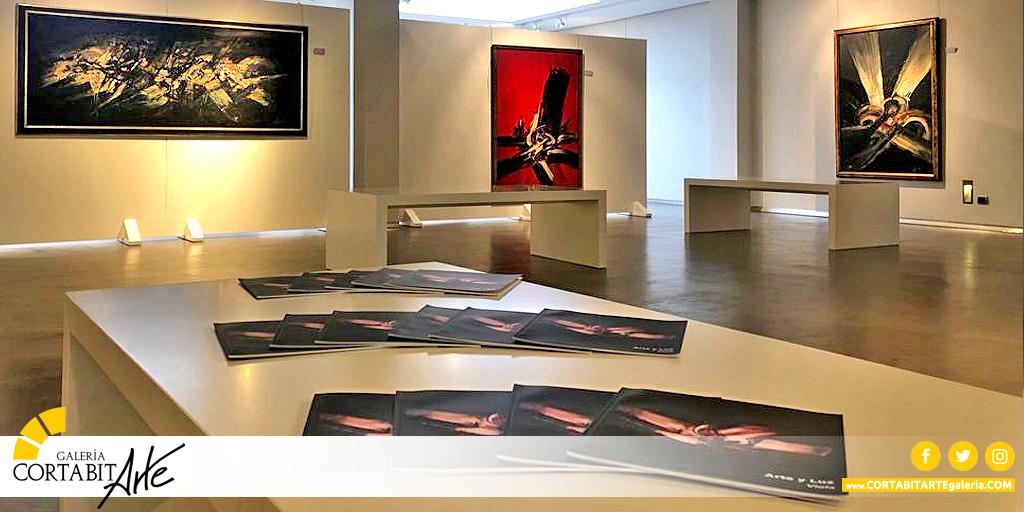 EXPOSICIONES | Arte y Luz · Viola | la exposición