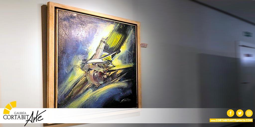 EXPOSICIONES | Arte y Luz · Viola | La apisonadora del tiempo