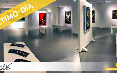 EXPOSICIONES | Arte y Luz · Viola | última día · 11-14h. + 18-21h.