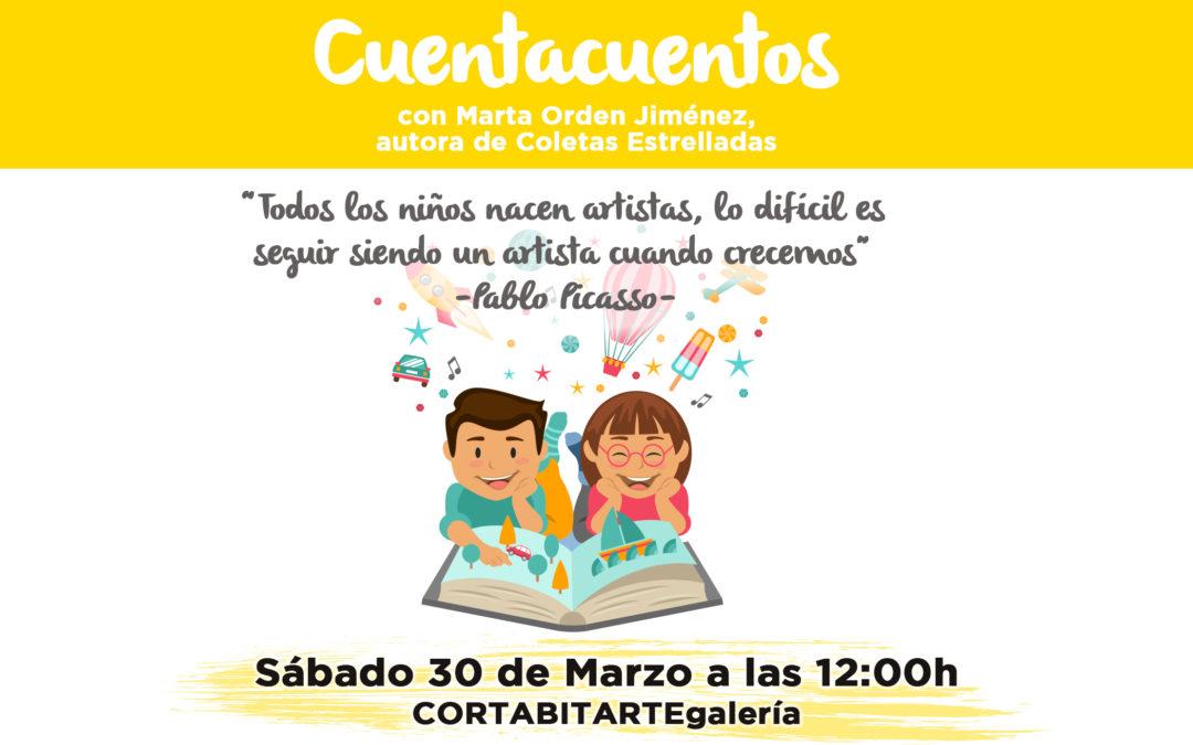 CUENTACUENTOS | invitación