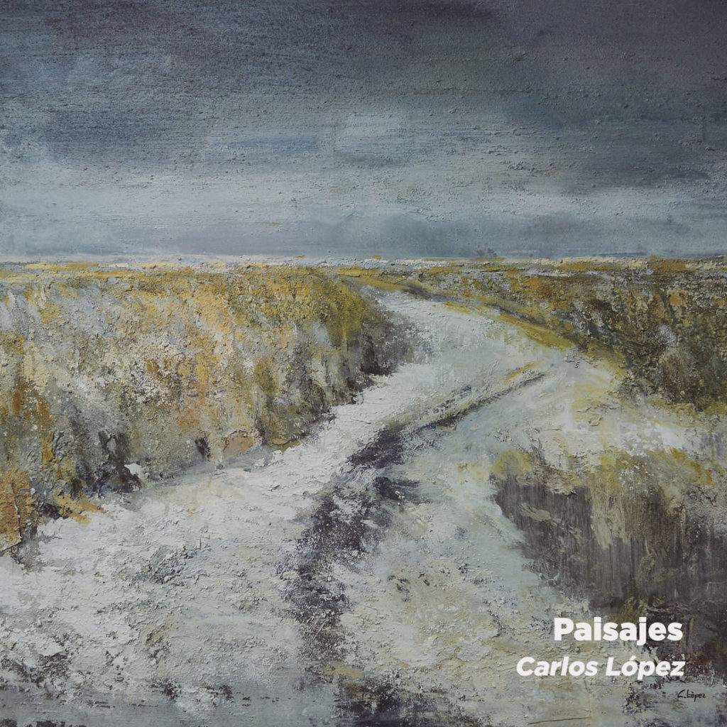 Paisajes Carlos López Exposición Galería Cortabitarte