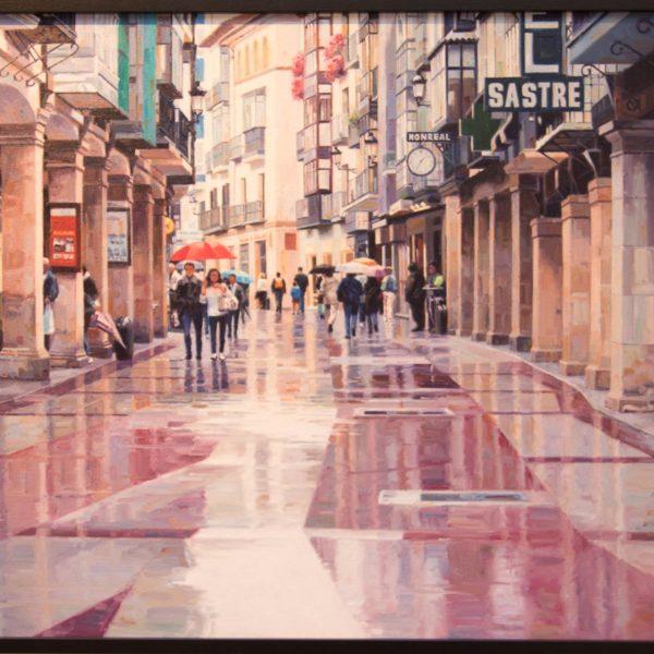 Calle Collado Soria - Balsera