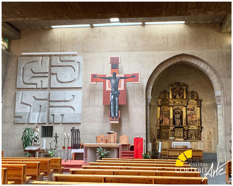 Iglesia del Salvador Soria
