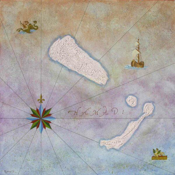 Cartografía de Hamadi
