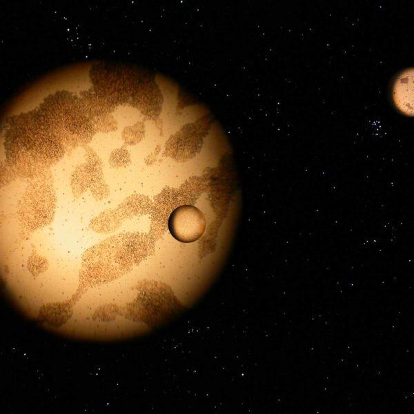 Planetas cercanos V