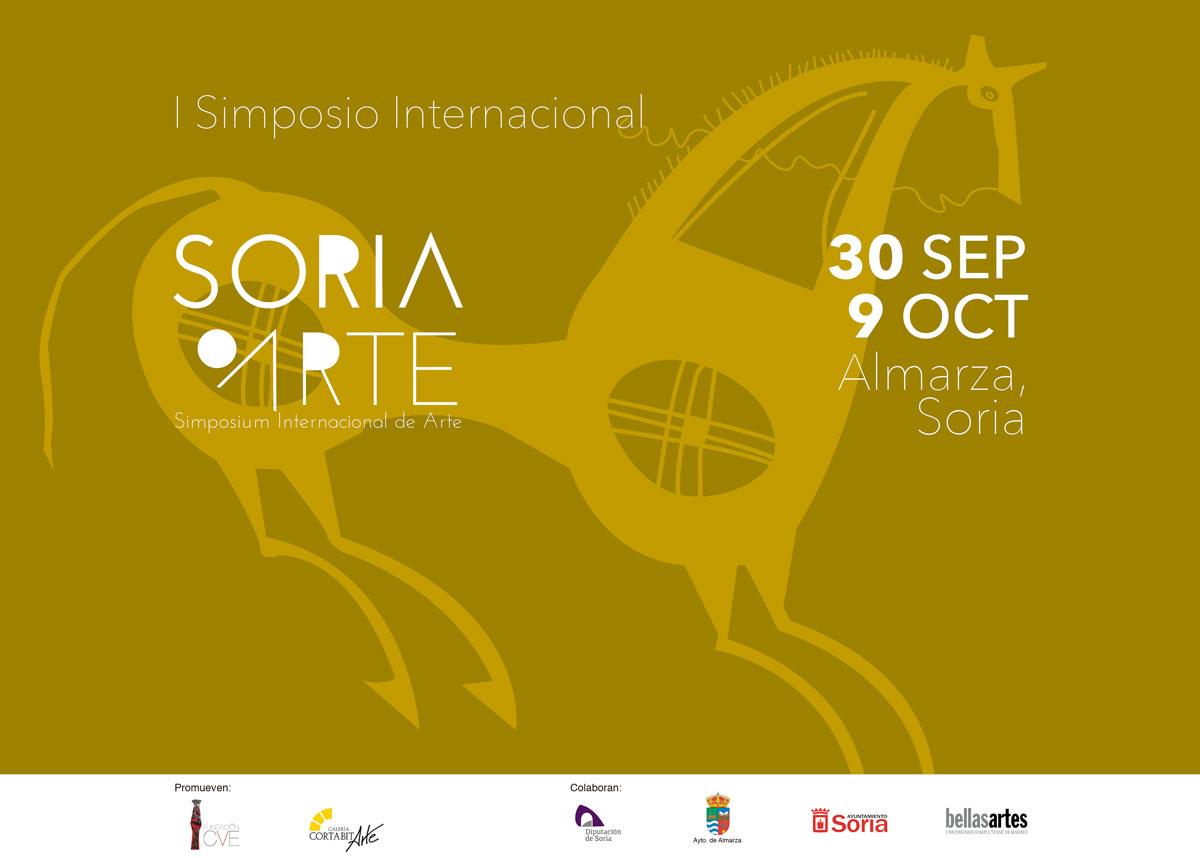 I Simposio Internacional de Arte Soria.Arte